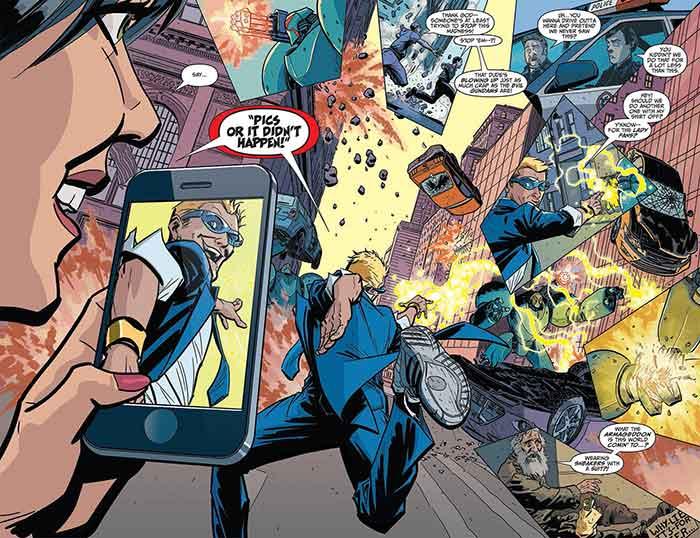 Los hermanos Russo adaptarán una serie de televisión de cómics: Quantum and Woody