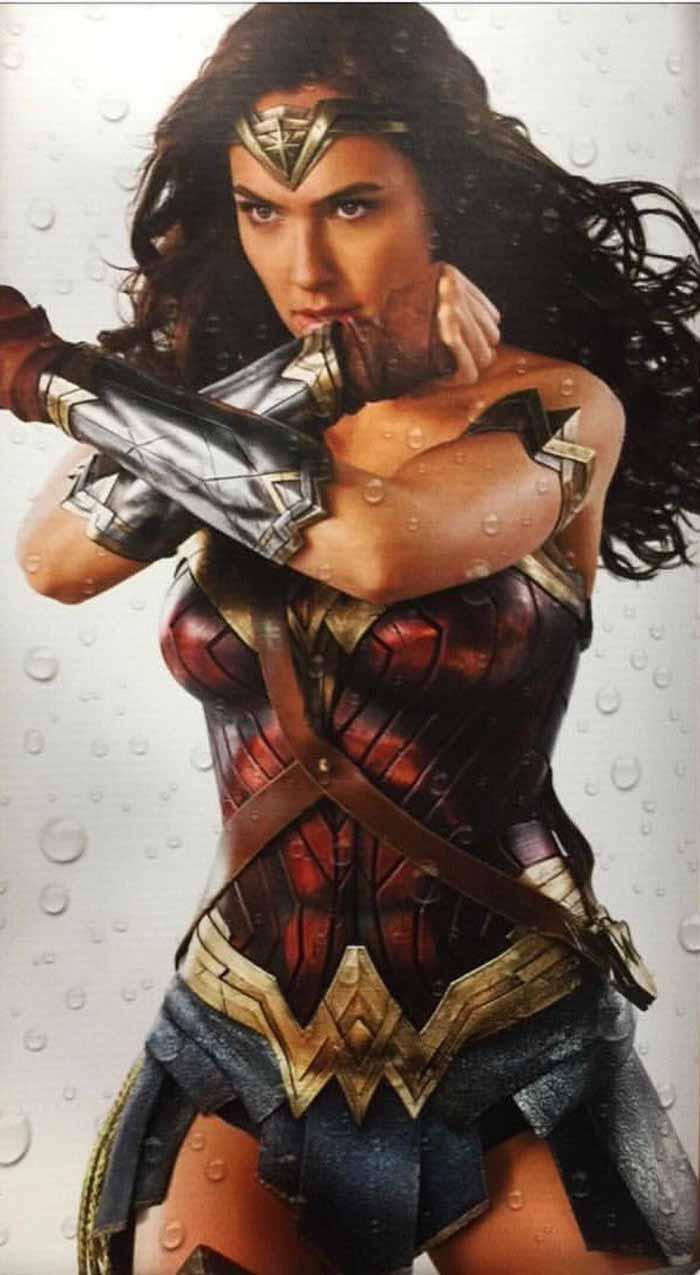 'Wonder Woman': Nuevas imágenes promocionales