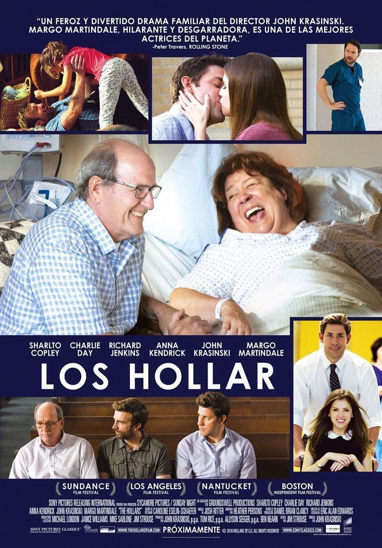 Poster de 'Los Hollar'