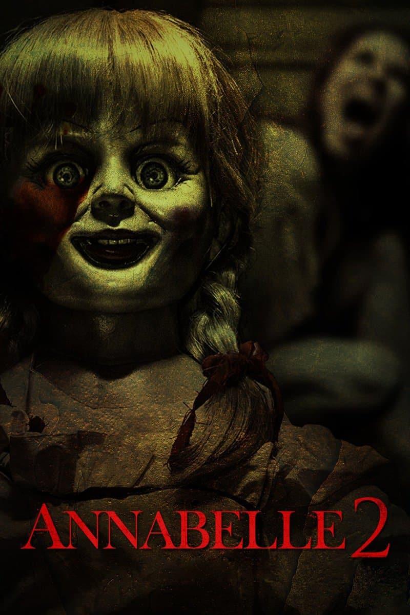 Poster de 'Annabelle 2'