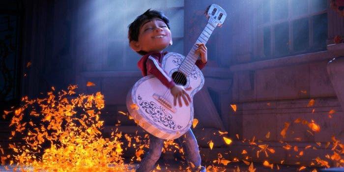 Fotograma del tráiler de Coco de Disney Pixar