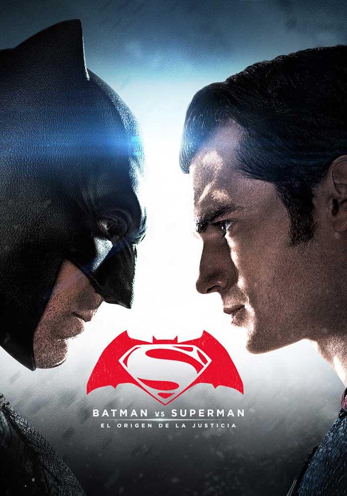 Póster Batman v Superman
