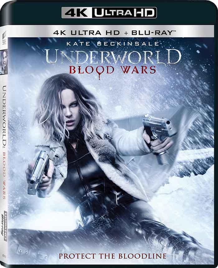 Ya tenemos fecha para el lanzamiento del Blu-ray de 'Underworld: Blood Wars'