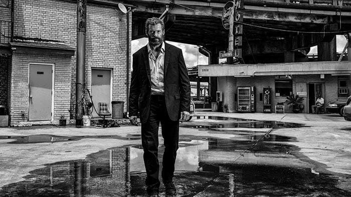 Así se rodó el emotivo final de 'Logan' con Hugh Jackman entregado
