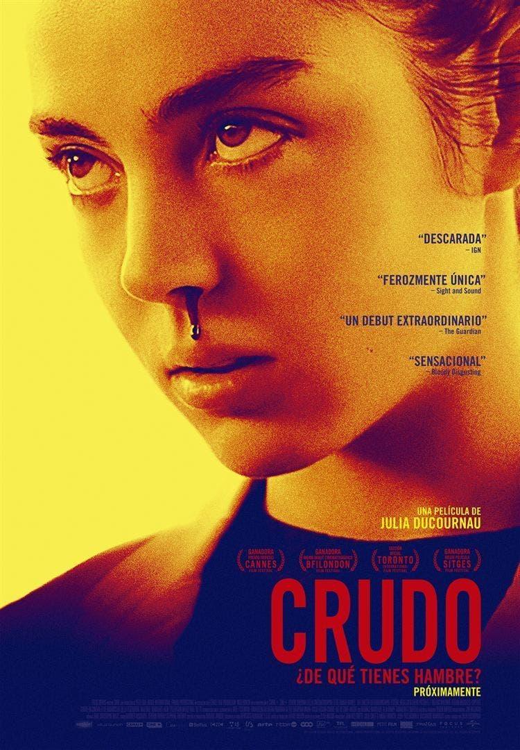 Poster de 'Crudo'