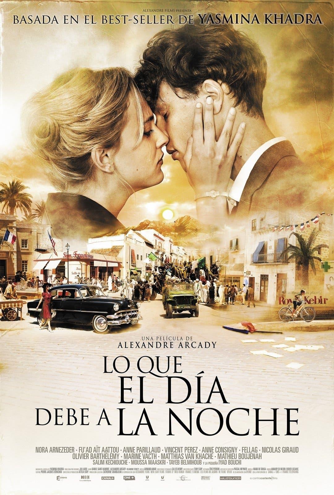 Poster de 'Lo que el día debe a la noche'