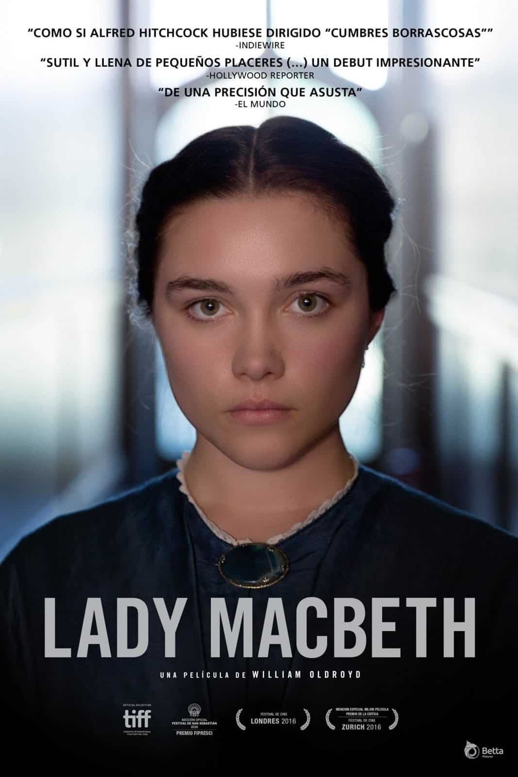 Poster de 'Lady Macbeth'