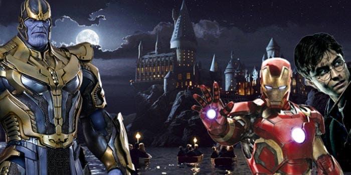El rodaje de 'Vengadores: Infinity War' se traslada a Hogwarts