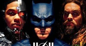 """Poster for the movie """"La Liga de la Justicia"""""""