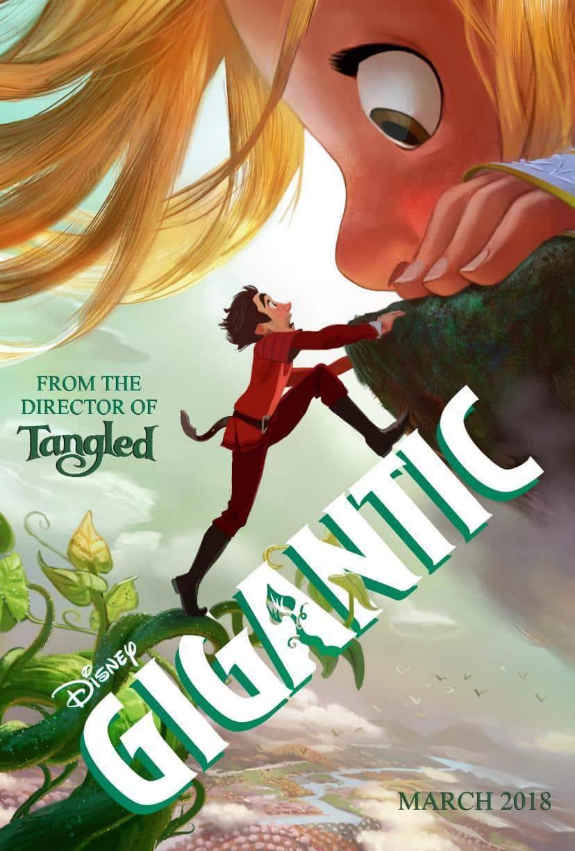 Poster de 'Gigantic'