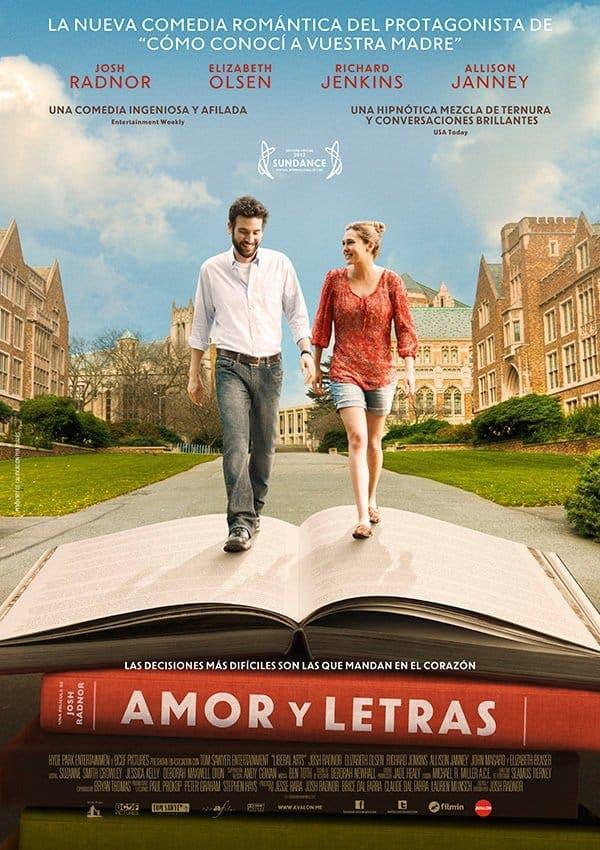 Poster de 'Amor y letras'