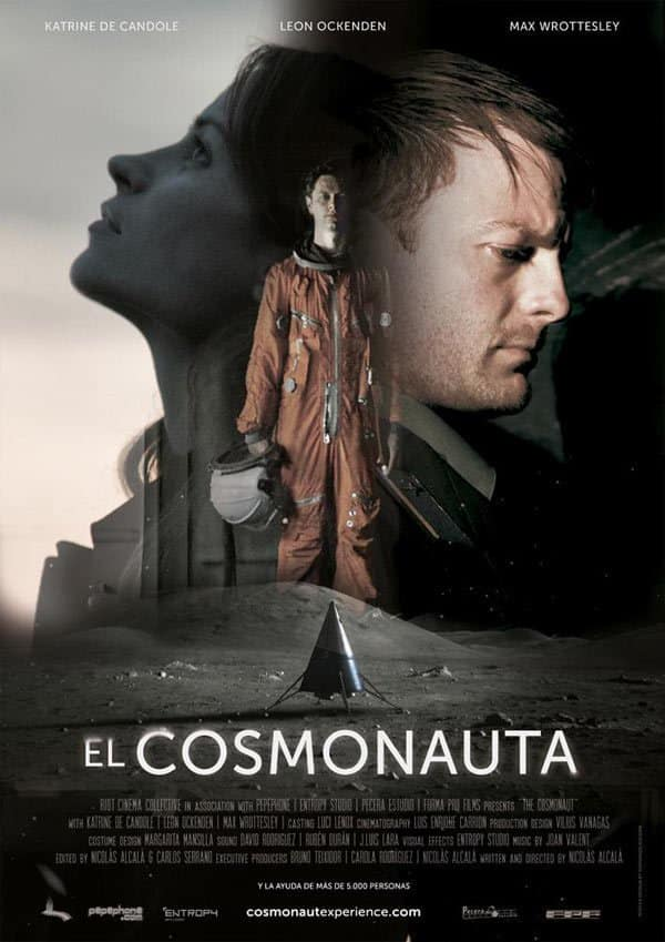 Poster de 'El cosmonauta'