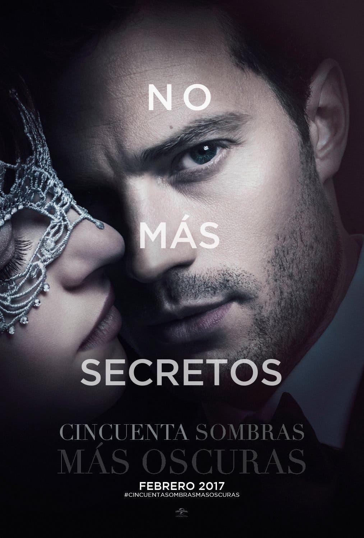 Poster de 'Cincuenta sombras más oscuras'