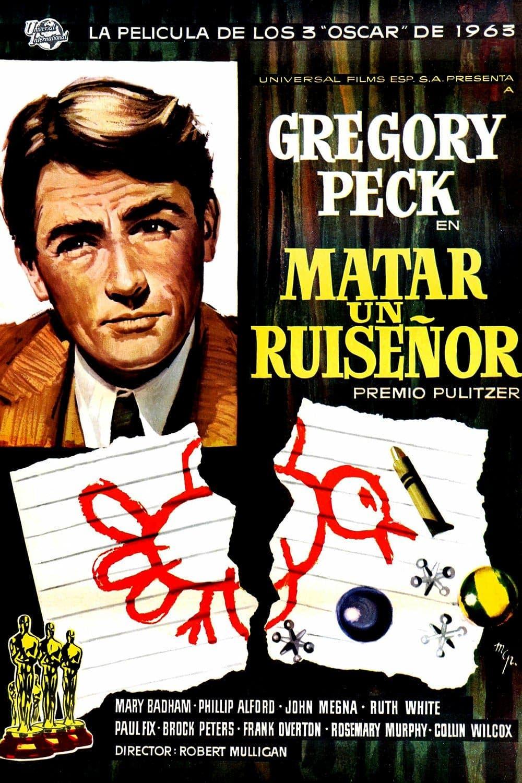 Poster de 'Matar a un ruiseñor'
