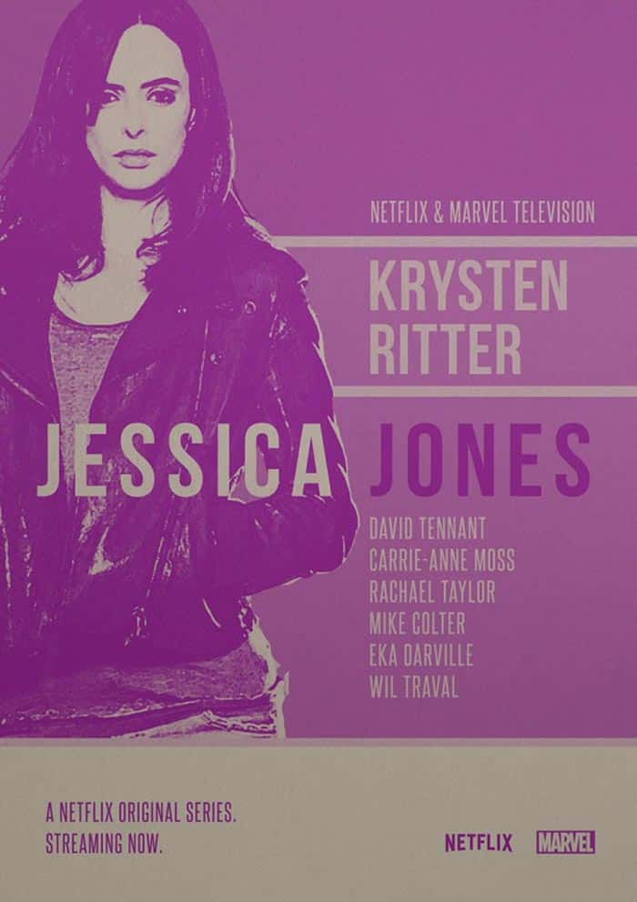 'The Defenders': Jessica Jones