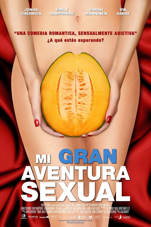 Poster de 'Mi gran aventura sexual'