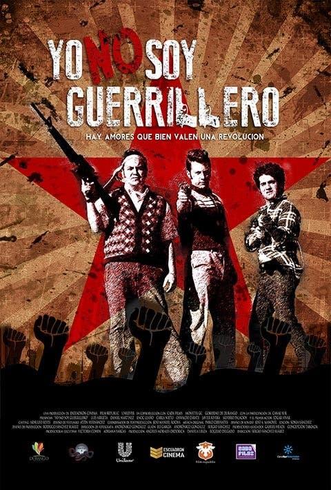 Poster de 'Yo no soy guerrillero'