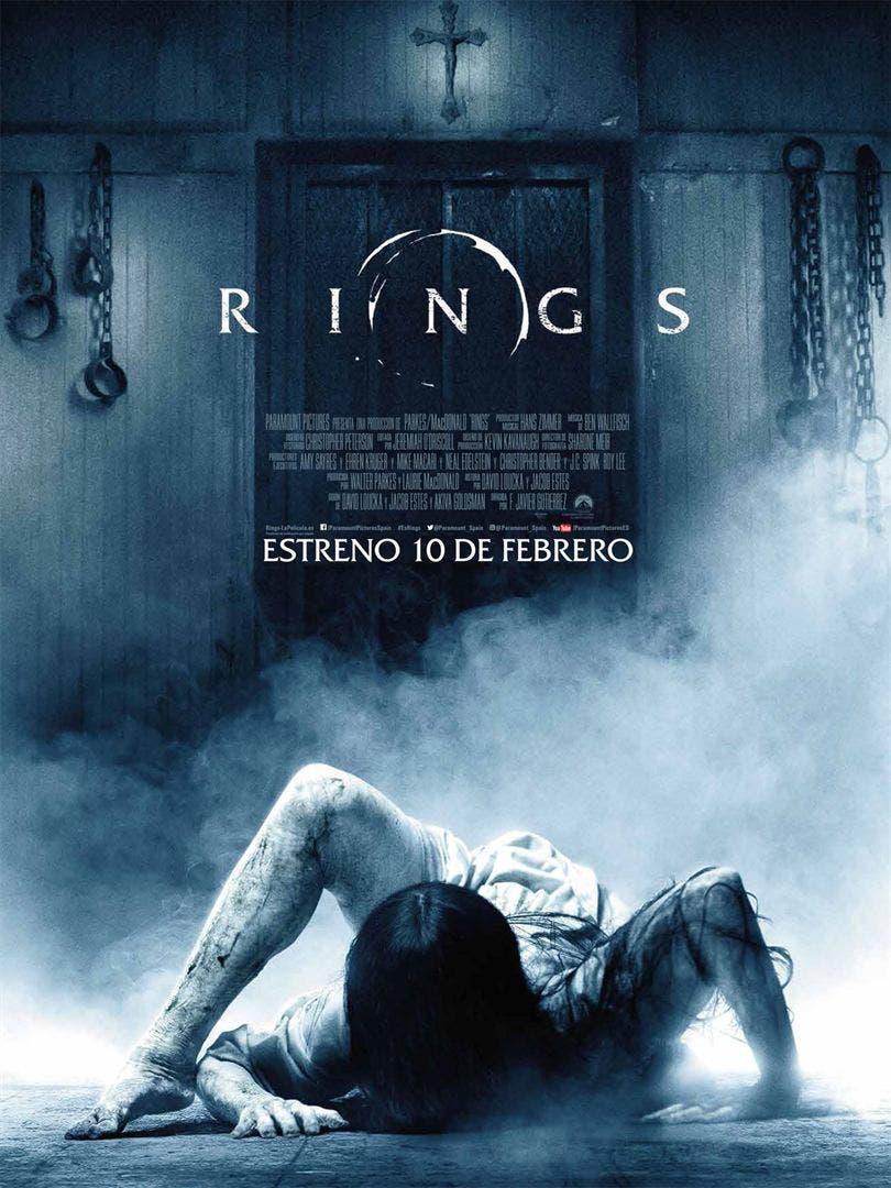 Poster de 'Rings'