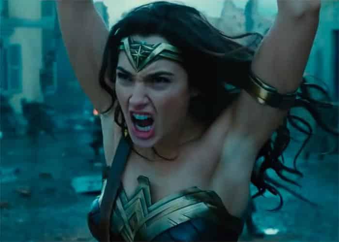 Polémica feminista en el último tráiler de 'Wonder Woman'