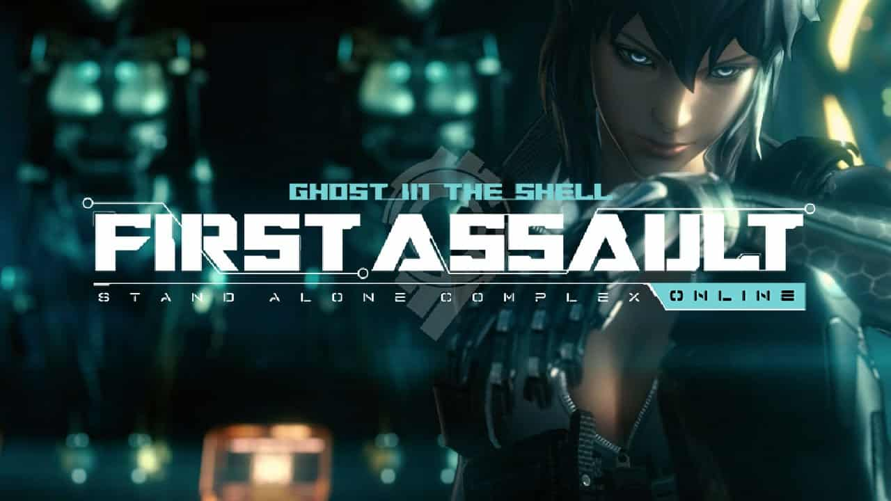 videojuego ghost in the shell