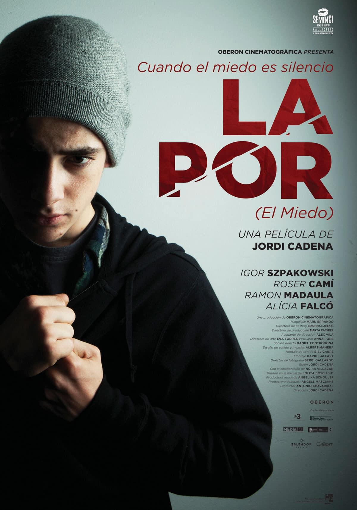 Poster de 'La por'