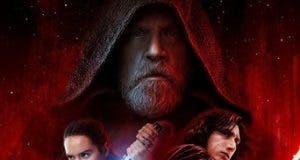 "Poster for the movie ""Star Wars Episodio VIII: Los últimos Jedi"""