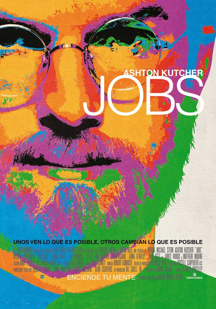Poster de 'jOBS'