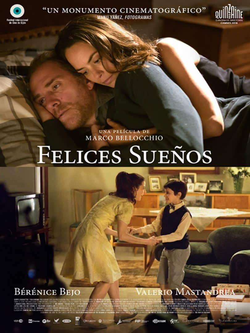 Poster de 'Felices sueños'