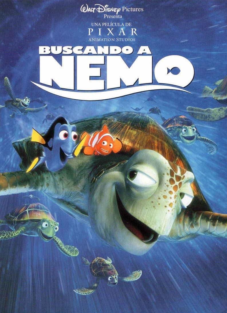 Poster de 'Buscando a Nemo'