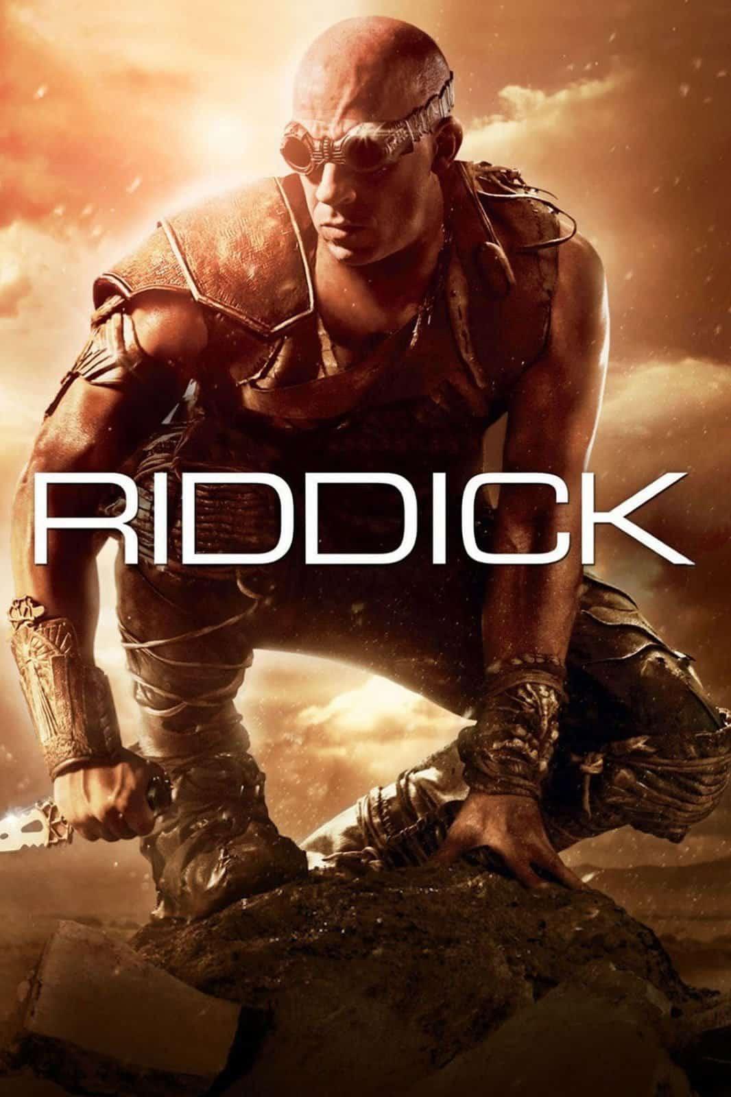 Poster de 'Riddick'