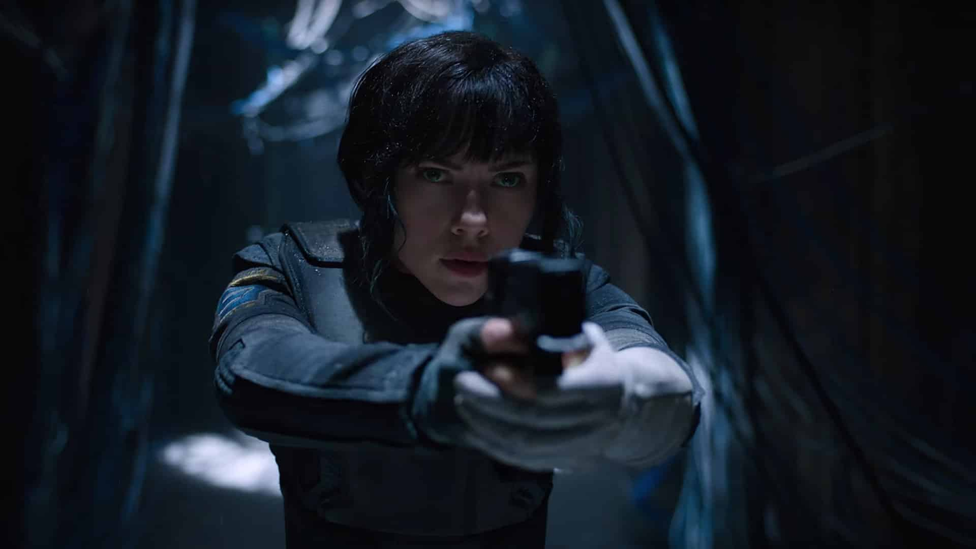 Así habría sido Margot Robbie como protagonista de 'Ghost in the Shell'