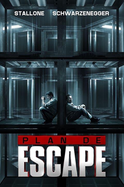 Poster de 'Plan de escape'