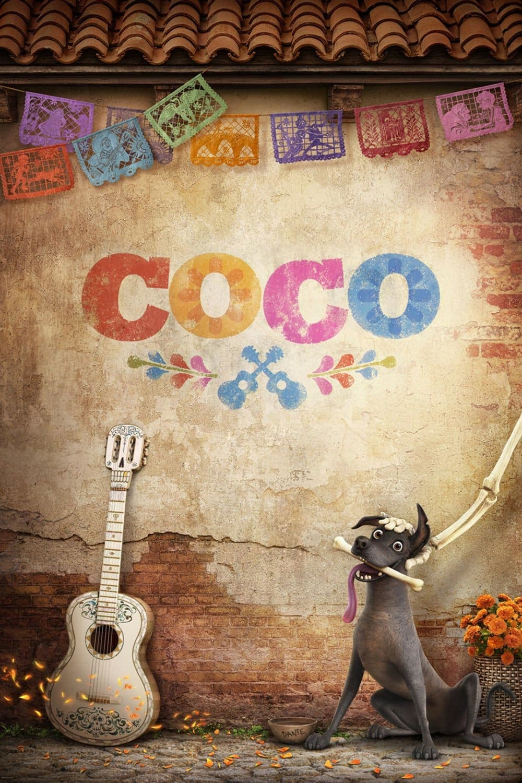 Poster de 'Coco'