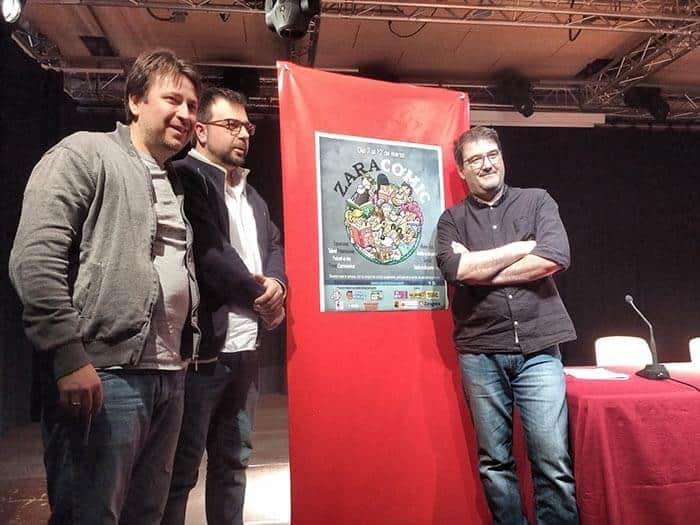 Llega el gran evento Zaracómic 2017: agenda y actividades