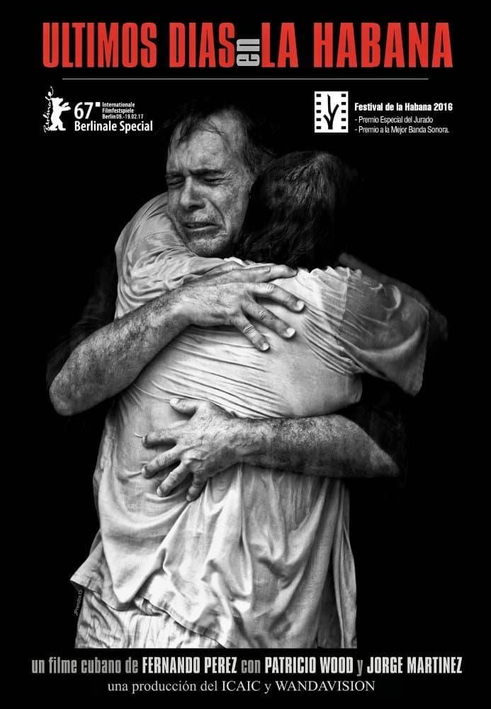 Poster de 'Últimos días en La Habana'