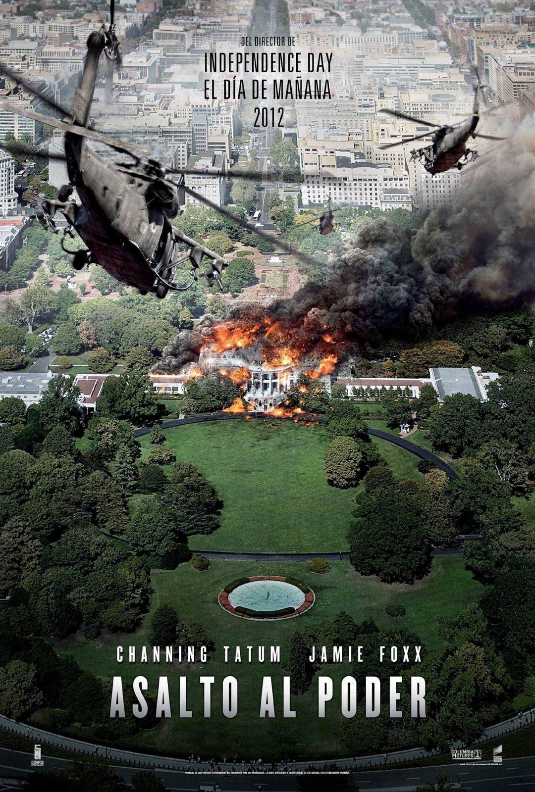 Poster de 'Asalto al poder'