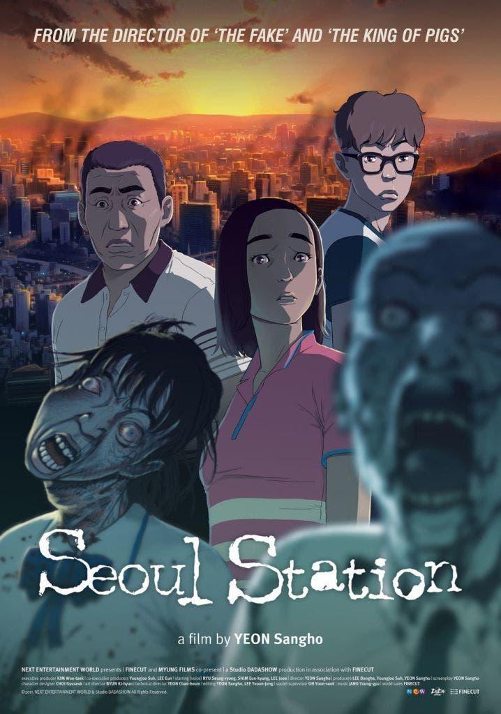 Poster de 'Seoul Station'