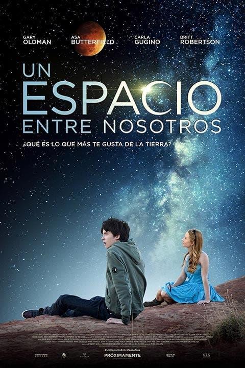 Poster de 'Un espacio entre nosotros'