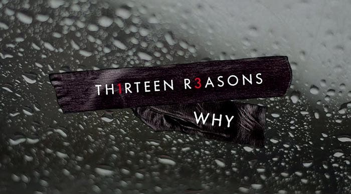 '13 Reasons Why' (Netflix)