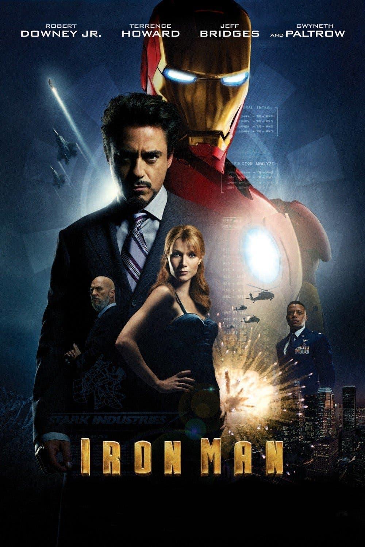 Poster de 'Iron Man'