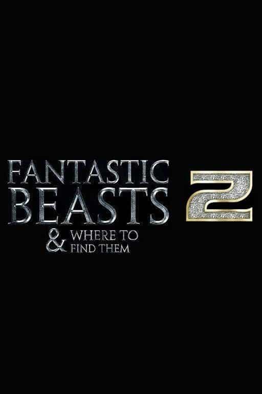 Poster de 'Animales fantásticos y donde encontrarlos 2'