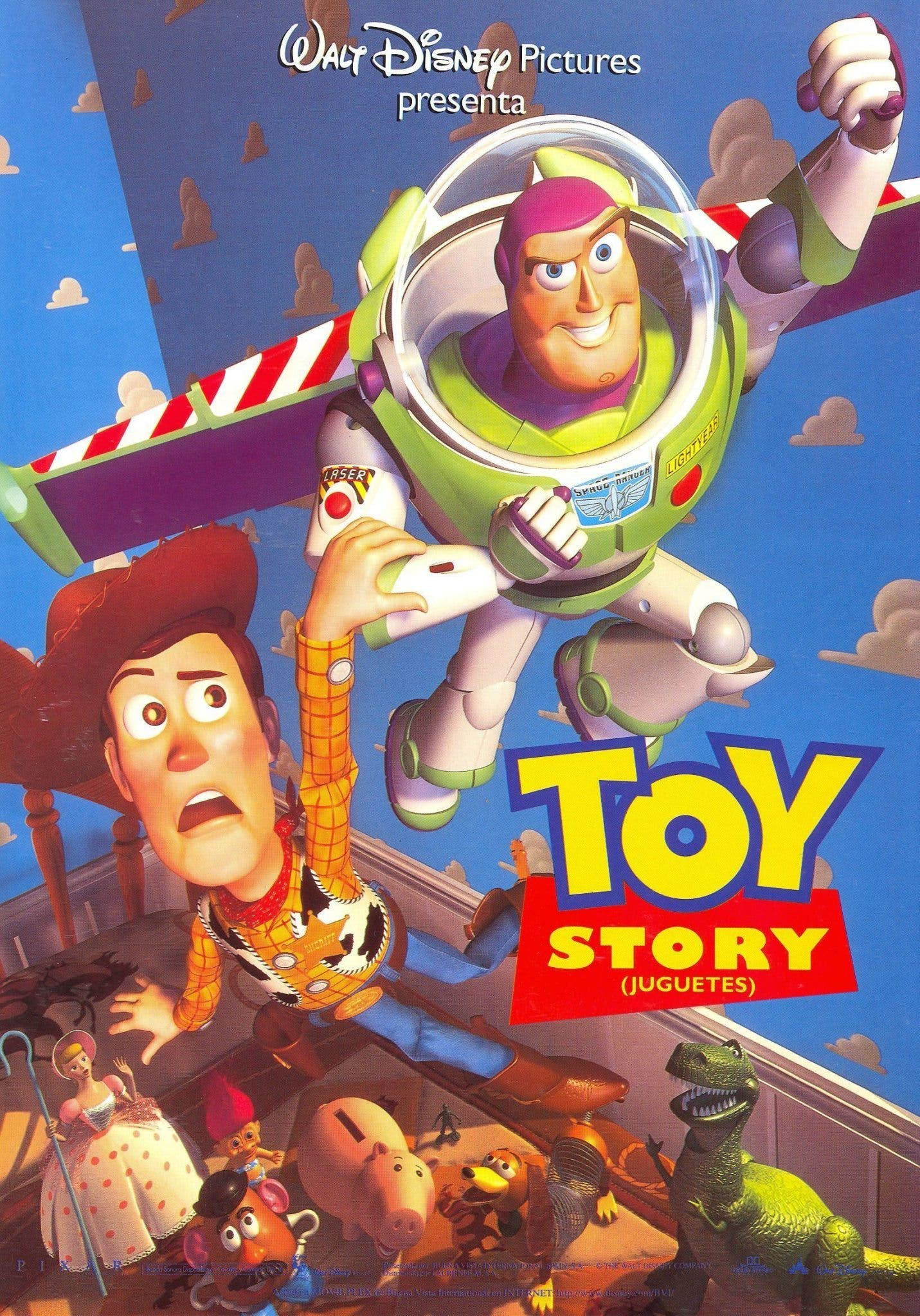 Poster de 'Toy Story'