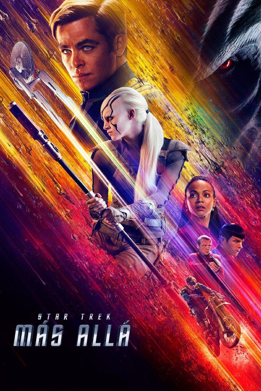 Poster de 'Star Trek: Más allá'