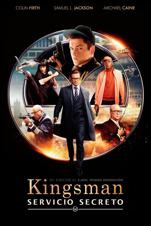 Poster de 'Kingsman: Servicio secreto'