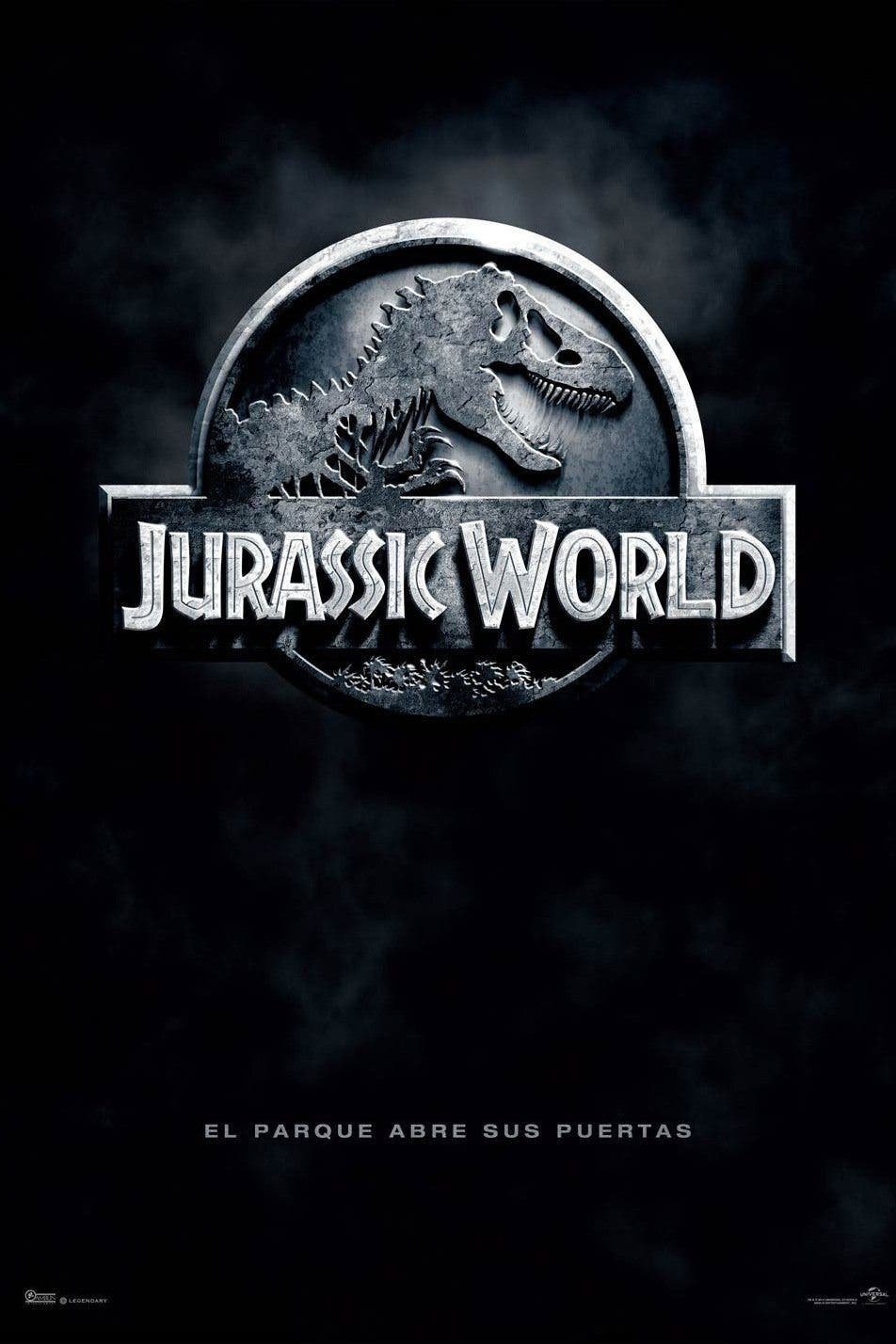 Poster de 'Jurassic World'