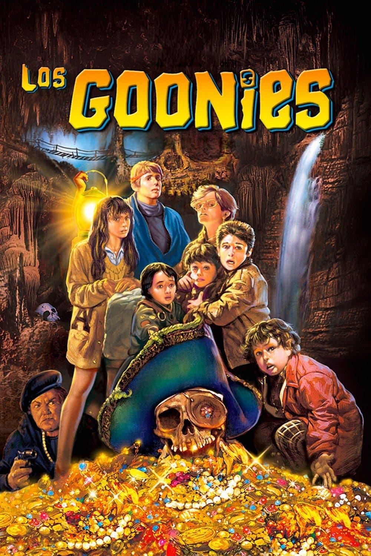Poster de 'Los Goonies'