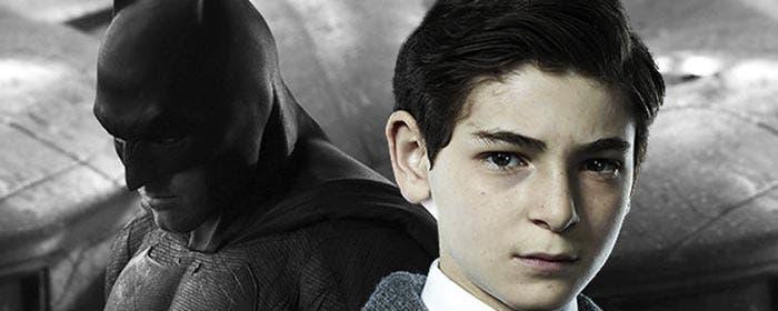 Batman en la serie de 'Gotham'