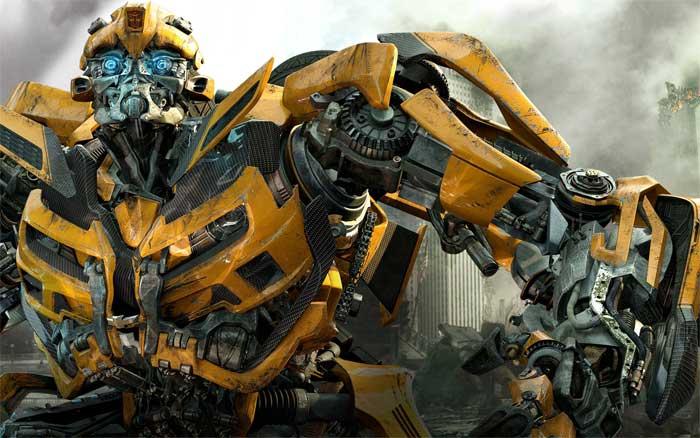 Bumblebee Transformers: El último caballero