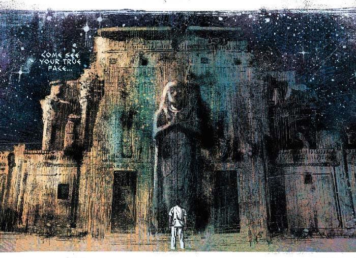 Caballero Luna Bienvenido a Nuevo Egipto