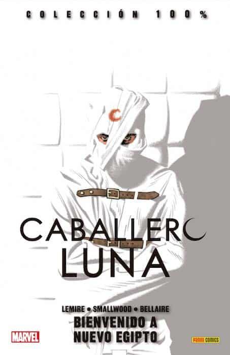Caballero Luna. Bienvenido a Nuevo Egipto